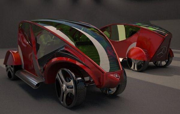 Mini Car hybrid car