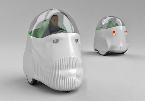 MiniNORRIS Electric City Car