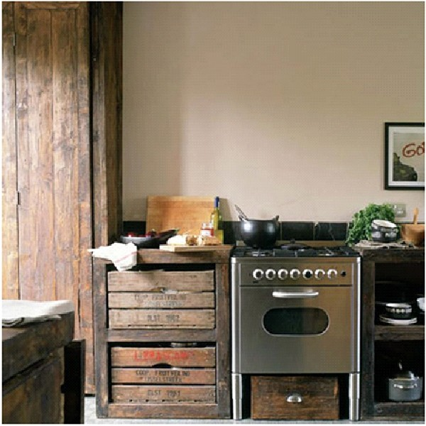 Unique kitchen cabinet styles for your eco friendly home ...