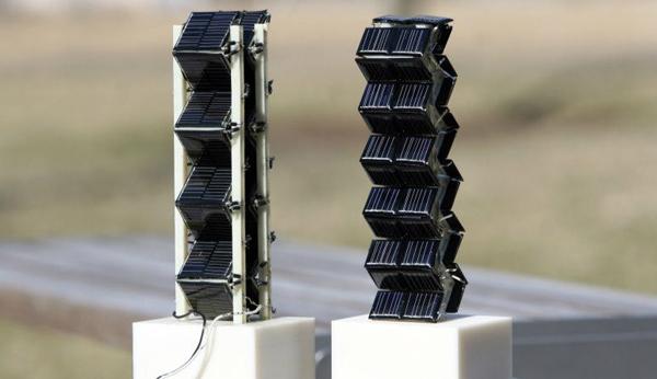 MIT's 3D solar cells