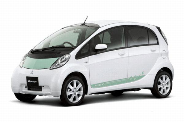 Mitsubishi iMiEV