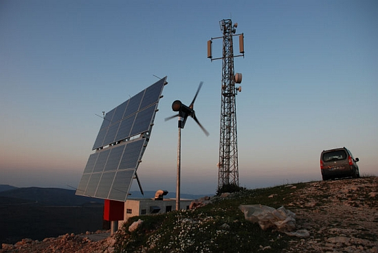 Eco Tech Turkish Cellphone Operator Installs Sun And Wind