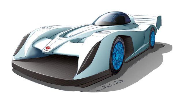 Monster Tajima Goes All-Electric For 2012 Pikes Peak Run
