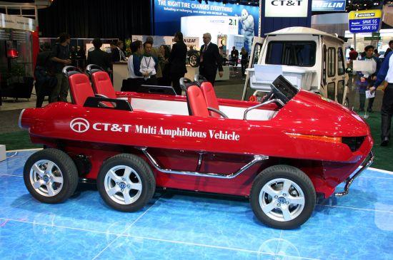 multi amphibious vehicle 5
