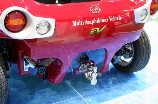 multi amphibious vehicle 7