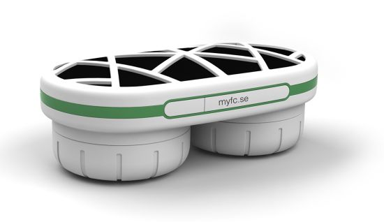 myFC debuts portable fuel cell for mobile devices at MWC – Ecofriend