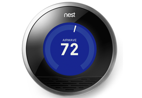 Nest's smart thermostat chills out with new A/C Feature