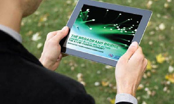New Broadband Commission climate report confirms technology is the key to a low-carbon future