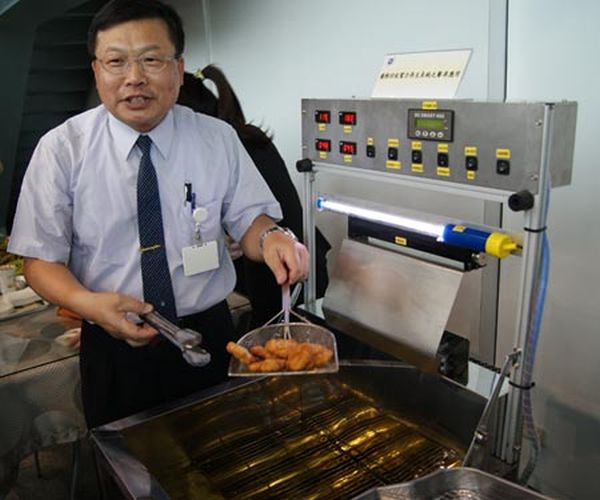New green technology converts fried chicken into electricity