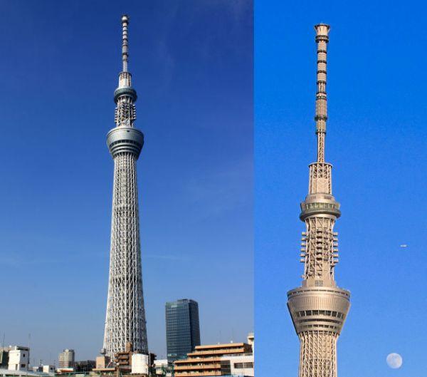 Nikken Sekkei's Tokyo Skytree