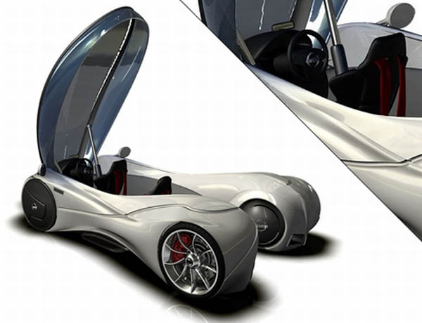 Nissan Motivity 400C Concept Car