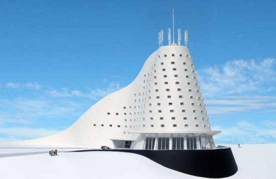 north slope ski hotel 6