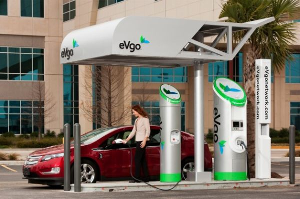 NRG To Build At Least 200 EV Charging Stations In California
