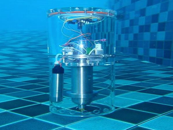 Nrl Tests Ocean Sensor Powered By Microbial Fuel Cell