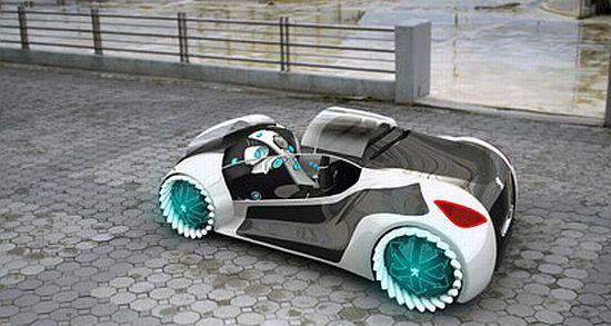 CO2 Powered Cars