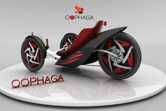 oophaga eco friendly trike 5
