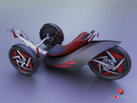 oophaga eco friendly trike 6