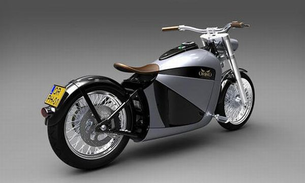 Orphiro Electric Motorcycle Concept