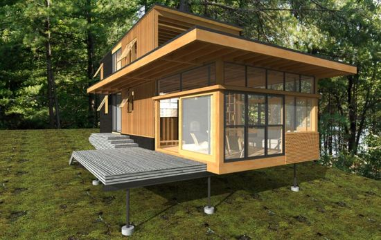 otter lake cottage by altius architecture 7