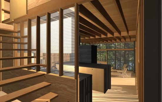 otter lake cottage by altius architecture 9