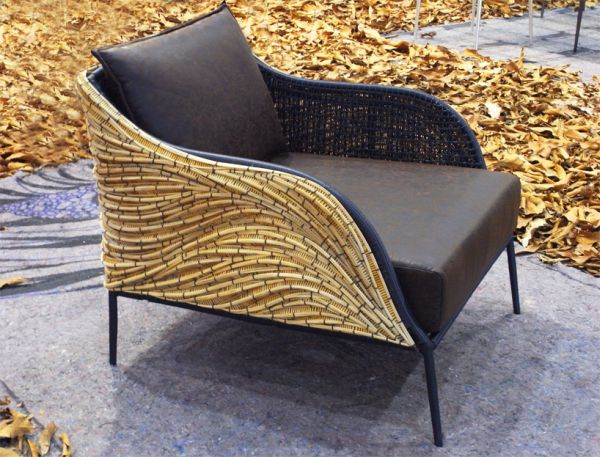 Yothaka debuts sustainable furniture collection at tiff for Thai furniture
