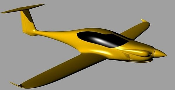 panthera electric aircraft 2