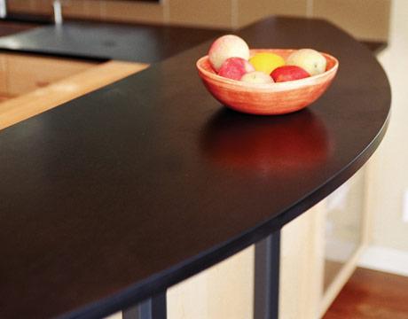 Paperstone kitchen countertop