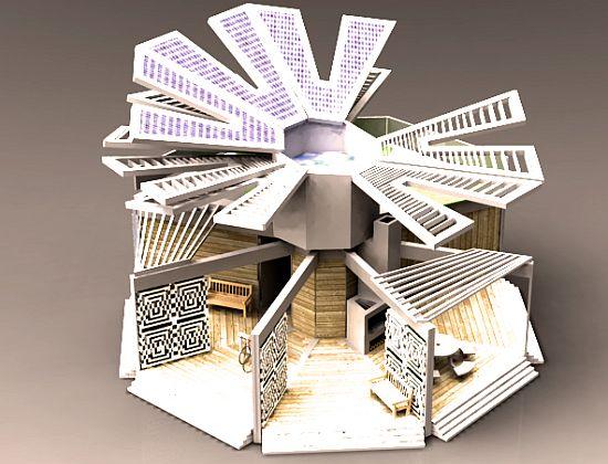 parassity solar powered living module 2
