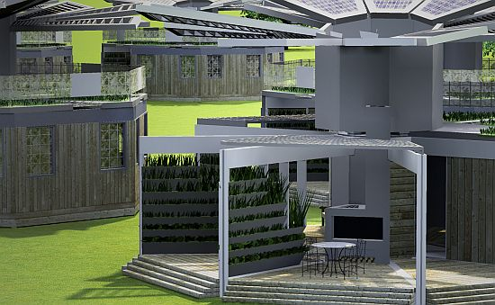 parassity solar powered living module 4