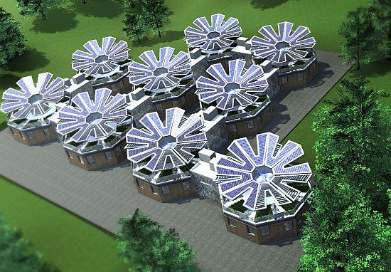 parassity solar powered living module 5