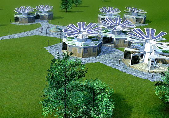 parassity solar powered living module 6