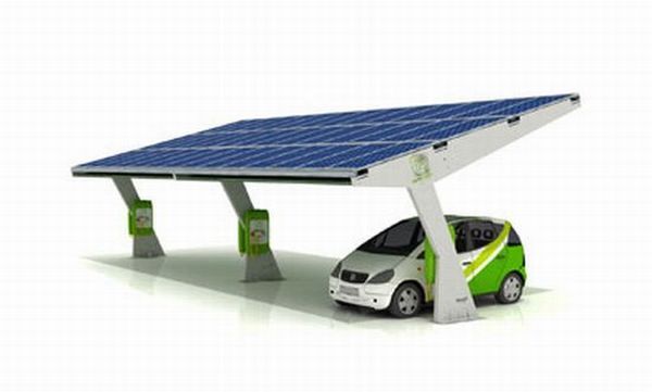 Fascinating Energy Generating Parking Concepts For