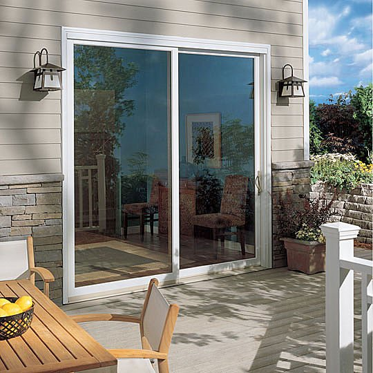Patio screen door