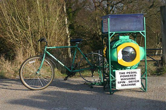 pedal washing machine 5C3RO 69