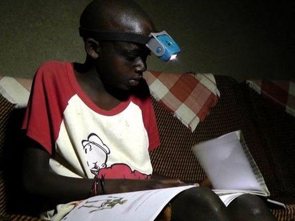 Pedal power lights up Rwanda