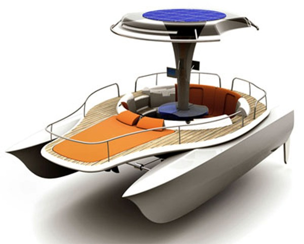 Most Ingenious Solar Powered Concept Boats Ecofriend