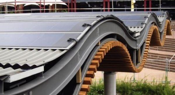 Pioneer new solar technology