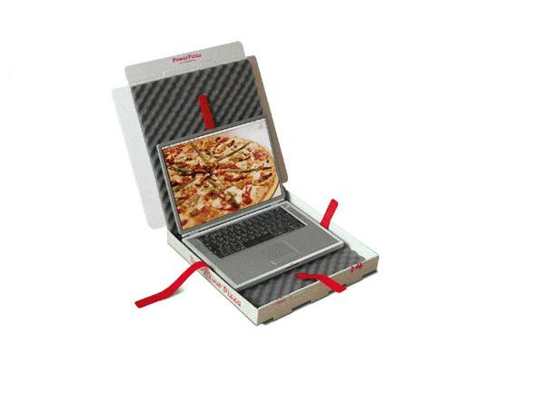 Pizza box case