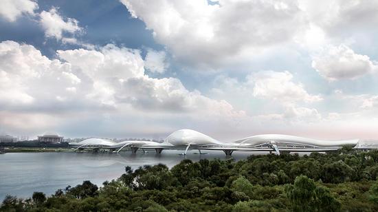 planning korea envisions solar clad bridge for seo