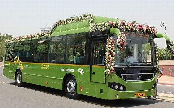 Volvo Is Developing A New Eco Friendly Plug In Hybrid Bus