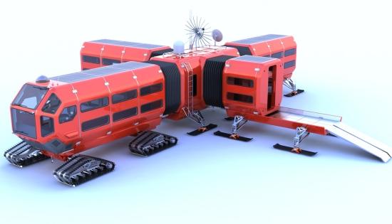 polar vehicle 1