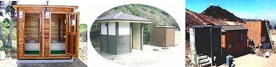 portable toilets that save the environment