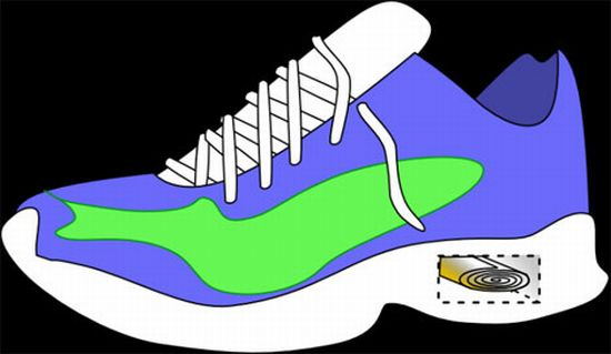 power generating shoes 1