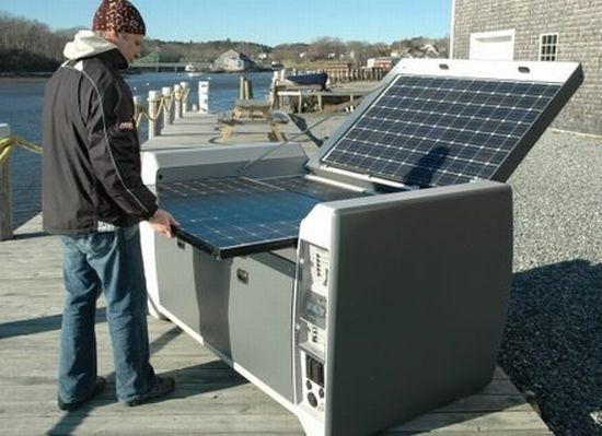 Eco Tech: Lyman-Morse readies high end portable solar ...