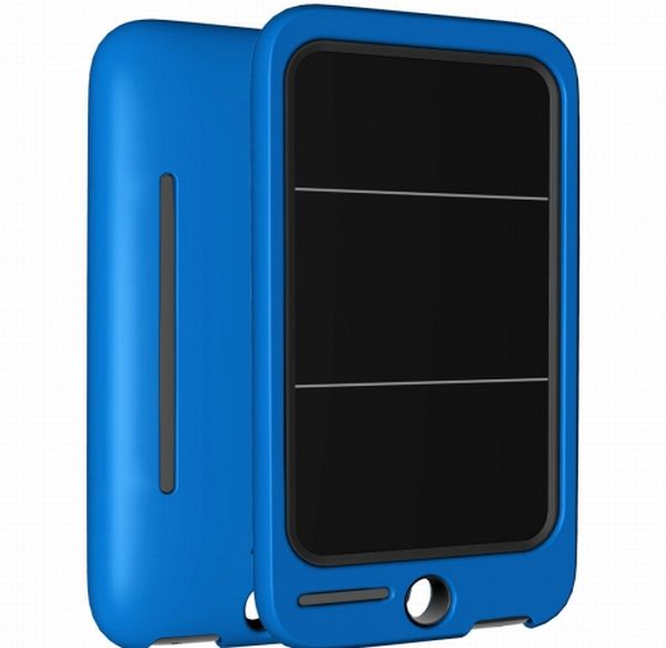 PowerSkin solar chargers