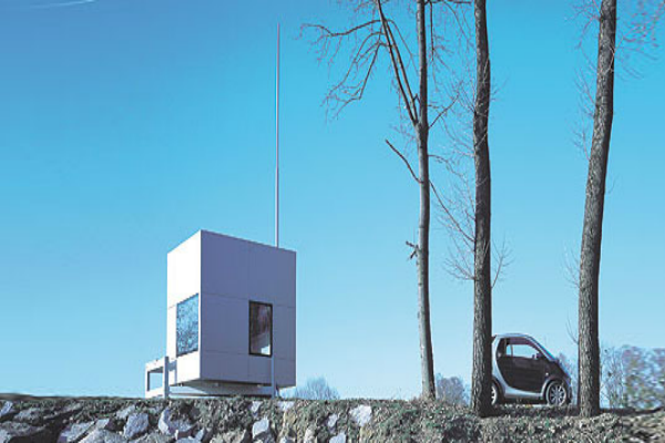 Prefabricated Micro-Mini Home
