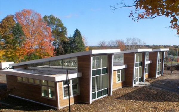 Modular Green Classroom : Green classrooms for thinkers of the future ecofriend
