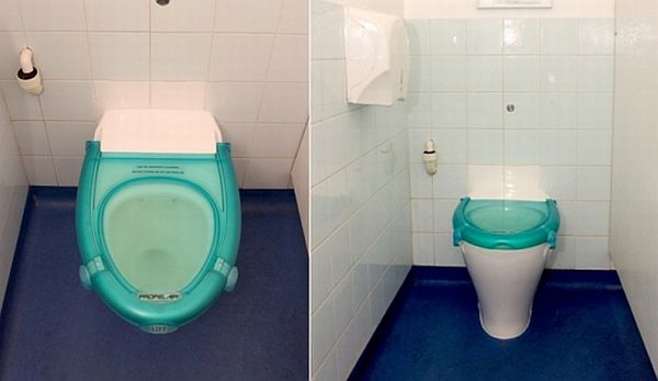 Propel air toilet