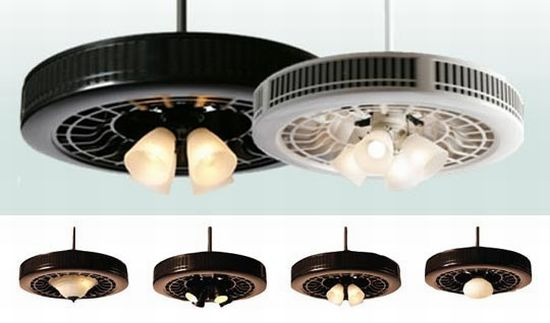 Purifan air purifying ceiling fans need a makeover ecofriend purifan air purifying ceiling fans need a makeover mozeypictures Gallery