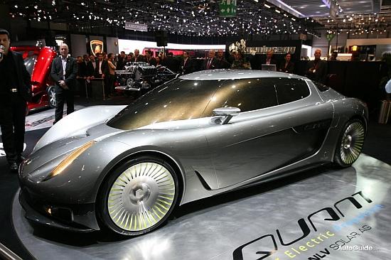 Eco Cars Koenigsegg S Revolutionary Quant Can Enter